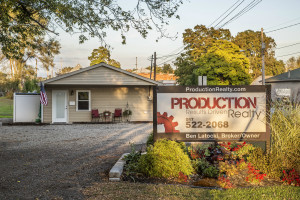 Contact Us Production Realty Grass Lake MI