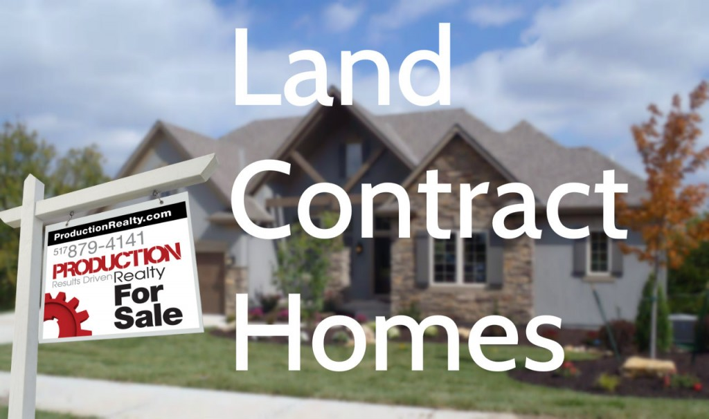 Free List Of All Land Contract Homes In The Jackson MI Area