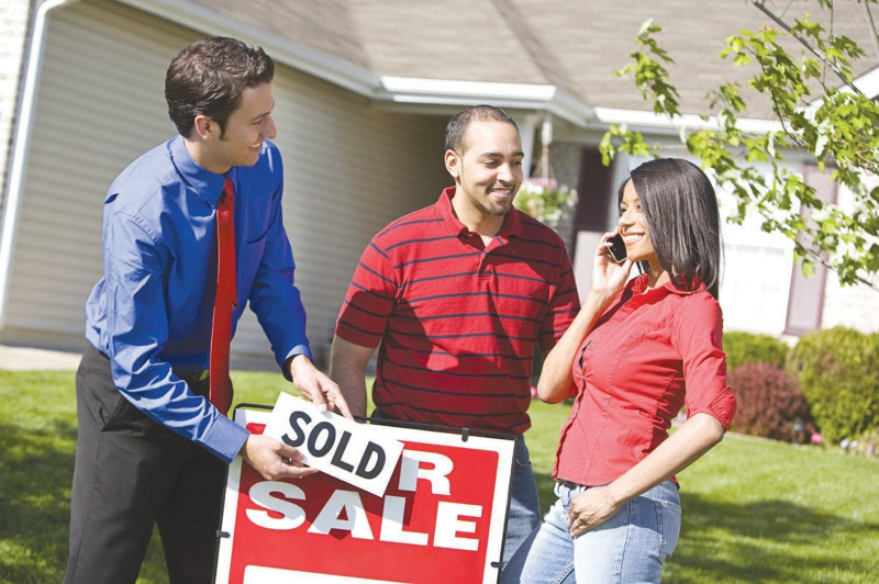 Buy a house with a Realtor