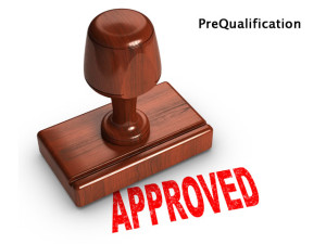 Pre Approval to Buy a house