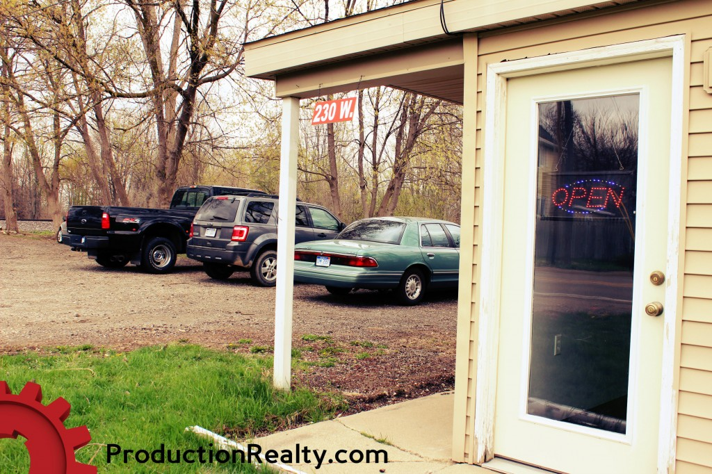 Production Realty Now Open in Grass Lake MI