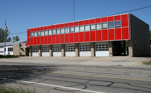 Jackson Fire Department - A Tour - Production Realty