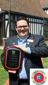 Cory Latocki Realtor of the Year