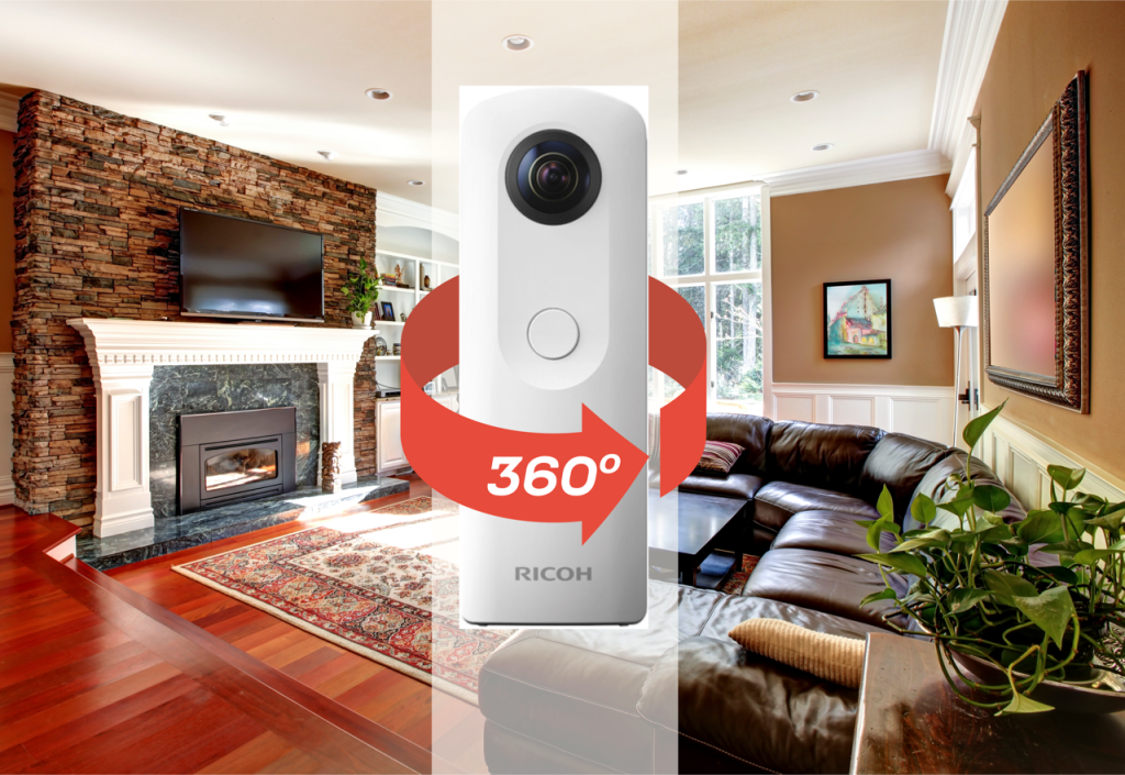 Ricoh Theta 360 Real Estate Virtual Reality