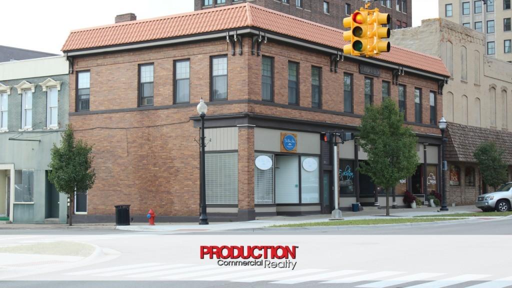Jackson MI Horner Building